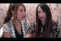 【素人レズ】初めての女同士でいきなり貝合わせ&イキまくり!Vol.02