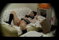 FMK-0156 隠し撮り!!制服女子のマン汁オナニー