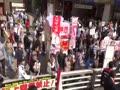 【新社会運動】朝鮮征伐大行進 in 新宿 2/3【2017/5/28】